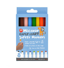 MICADOR EARLY START SAFETY MARKERS 8PK