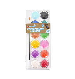 MICADOR JR. WATERCOLOUR PALETTE STYLIST SET/12