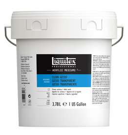 LIQUITEX LIQUITEX PROFESSIONAL CLEAR GESSO GALLON