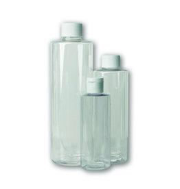 JACQUARD CLEAR PLASTIC BOTTLE 8OZ