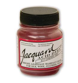 JACQUARD ACID DYE .5OZ CHERRY RED