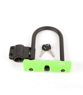 Abus Ultra Mini, SH34, Cadenas en U, 12mm x 140mm x 150mm (12mm x 5.5'' x 5.9''), SH34