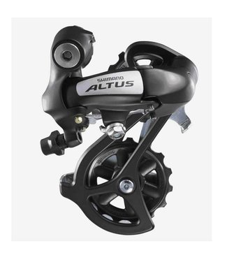 Shimano DERAILLEUR,AR  RD-M310-L, ALTUS 7/8-V DIRECT ATTACHMENT NOIR