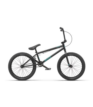 "RADIO BMX  DICE 20"" MATTE BLACK"