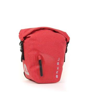 Arkel ORCA 25 Front or Rear Waterproof Bike Panniers (pair) red
