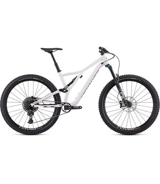 Specialized SJ FSR MEN COMP 29 12 SPD - Gloss White/Tarmac Black S
