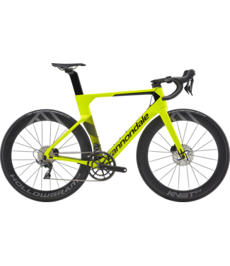Cannondale CANONDALE SYSTEM SIX CARB  VERT FLUO 51