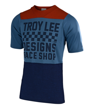 Troy Lee Design MAILLOT SKYLINE AIR CHECKER SS