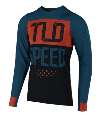 Troy Lee Design MAILLOT H LS TLD SKYLINE AIR SPEEDSHOP