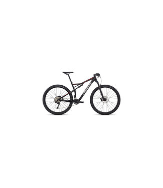 Specialized EPIC FSR COMP 29 MD 2017   GLOSS BLACK/WHITE/RED