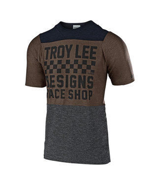 Troy Lee Design MAILLOT H TLD SKYLINE AIR CHECKERS