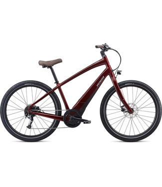 Specialized COMO 3.0 650b  Metallic Crimson / Black / Chrome SM