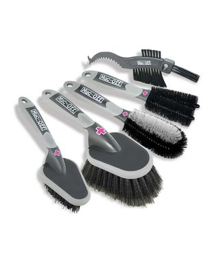 Muc-Off Muc-Off, 5 Piece brush set