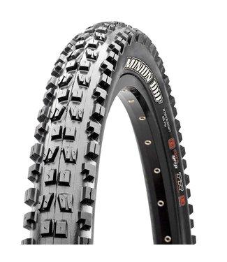 Maxxis Minion DHF, Tire, 29''x2.50, Folding, Tubeless Ready, 3C Maxx Terra, EXO+, Wide Trail, 120TPI, Black
