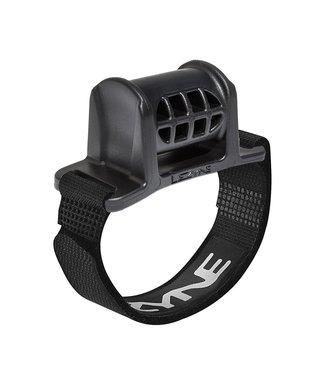 Lezyne Support de lumiere sur casque, Noir (Pour KTV Pro, Hecto Drive, Micro Drive, Macro Drive, Power Drive)