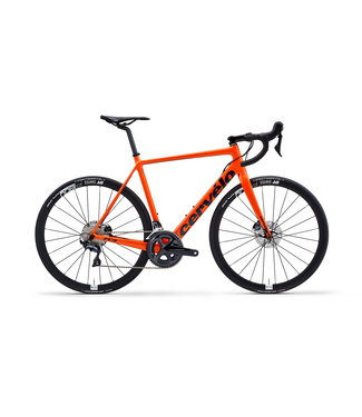 CERVELO CERVELO R3 ULTEGRA DISQUE 51 ORANGE
