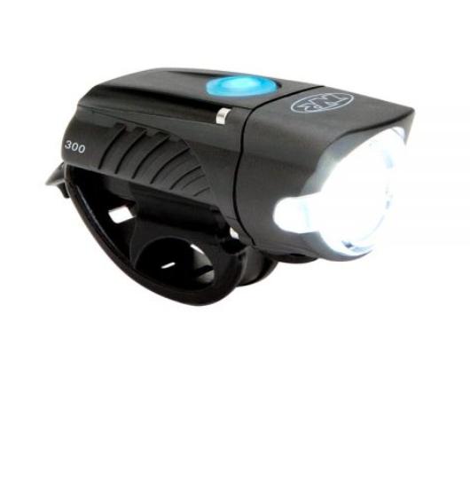 Noir Noir Infini Mini-Luxo USB Avant Et Arrière Lightset