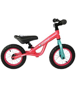 AVP Runner bike - ''Popsicle'' - Rose / Turquoise  - Roues 12'' -