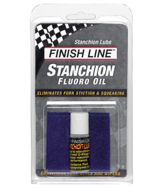 Finish Line STANCHION LUB BOUT 15G UNIT