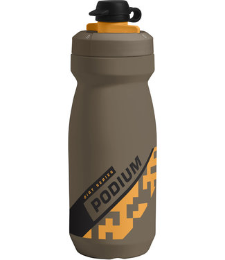 Camelback PODIUM DIRT SERIES 620ML GRIS/ORANGE