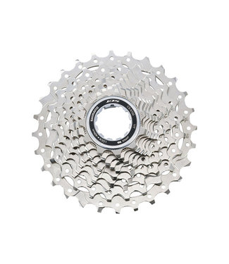 Shimano CASSETTE SPROCKET, CS-5700, 105 10-SPEED 11-12-13-14-15-17-19-21-23-25T 1MM SPACER INCLUDED, IND.PACK