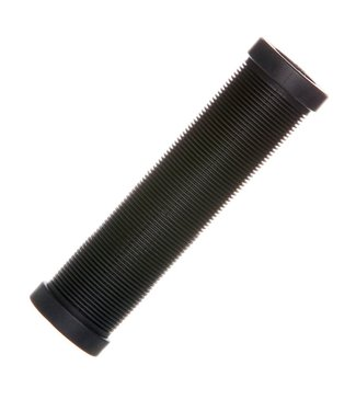 EVO EVO, Gripton Grips, Slip-On, 130mm, Black
