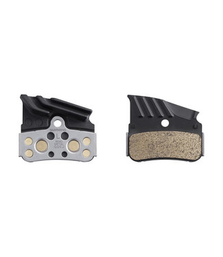Shimano PLAQUETTE N04C METAL PAD, W/FIN & SPRING
