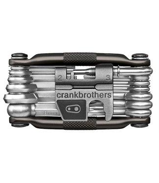 Crank Brothers Multi Tool 17 - Midnight Edition