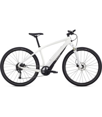 Specialized VADO 2.0 - Satin Metallic White Silver/Black XL