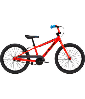 Cannondale 20 M Kids Trail SS ARD OS Acid Red One Size