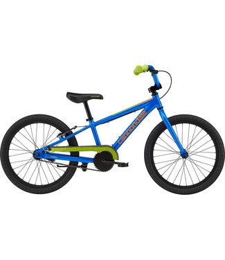 Cannondale 20 M Kids Trail SS ELB OS Electric Blue One Size