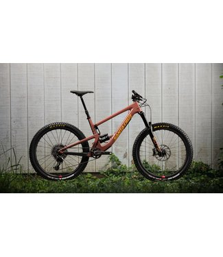 Santa Cruz SC  BRONSON  27.5 C RED TIDE S-KIT L 20