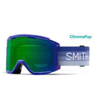 SMITH SQUAD XL MTB KLEIN FADE CHROMAPOP EVERYDAY GREEN MIRROR