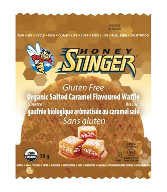 HONEY STINGER GAUFFRES HONEY STINGER CARAMEL SALÉ