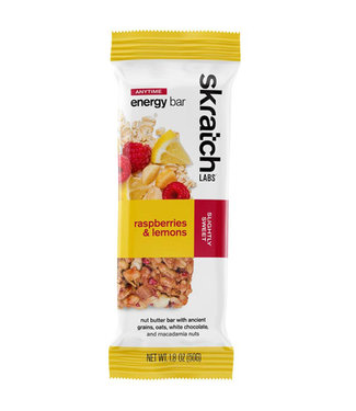 SKRATCH LABS Copy of Skratch Labs - Anytime Energy Bar: CERISES/PISTACHES