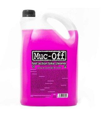 Muc-Off Muc-Off, Nettoyant de velo Nano Tech, 5L