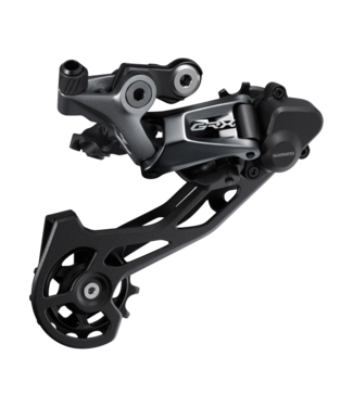Shimano REAR DERAILLEUR, RD-RX810, GRX, 11-SPEED, TOP NORMAL, SHADOW PLUS DESIGN, DIRECT ATTACHMENT