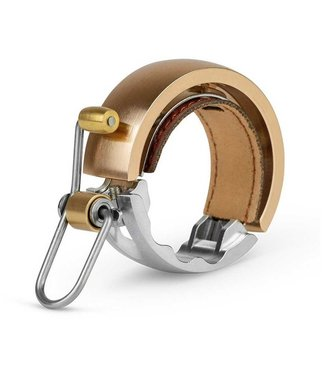 Knog Clochette Oi Bell Luxe Large Brass