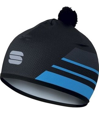 Sportful TUQUE SPORTFUL SQUADRA  RACE BL/NO