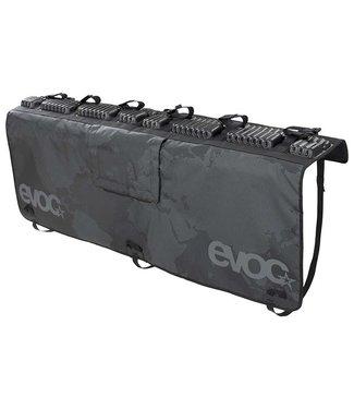 EVOC , Tailgate Pad, Protecteur de panneau de boite de camionnette, Largeur 136cm, pour camionettes moyennes, Noir