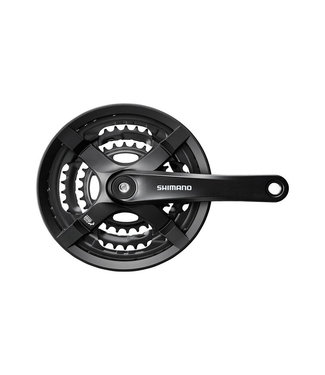 Shimano FRONT CHAINWHEEL, FC-TY501, FOR REAR 6/7/8-SPEED, 170MM, 4