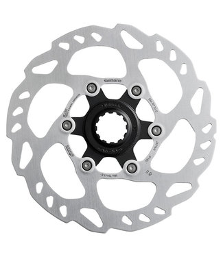 Shimano ROTOR FOR DISC BRAKE, SM-RT70, S 160MM, W/LOCK RING(EXTERNAL SERRATION), IND.PACK
