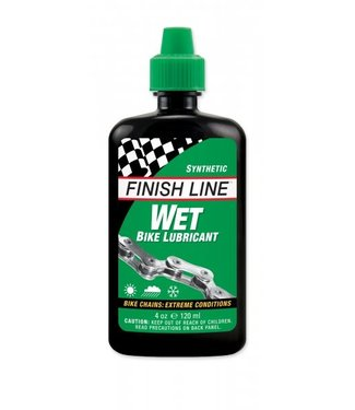 Finish Line ESSENTIAL - WET LUBE CROSS CO 4OZ BT 12