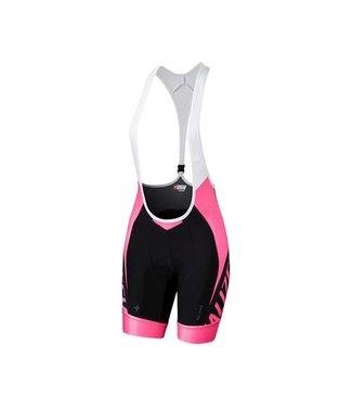 Specialized SL PRO BIB SHORT WMN NEON PNK/BLK TEAM L Team Neon Pink/Black