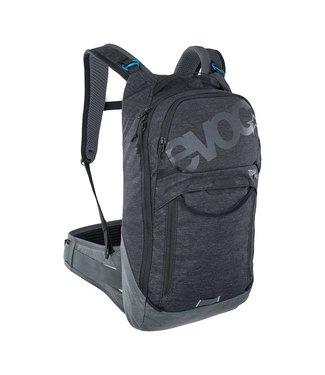 EVOC EVOC, Trail Pro 10, Sac à dos avec protection, 10L, Carbone/Gris, SM