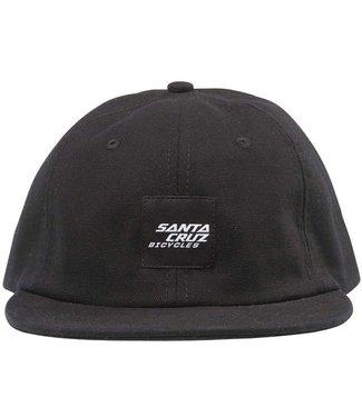Santa Cruz Wrigley Snapback Hat Brown