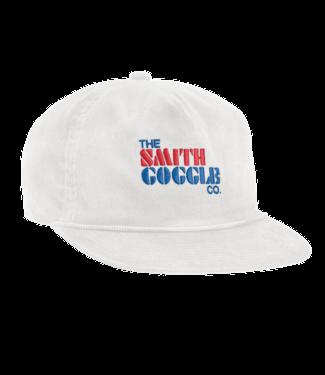 SMITH SMITH ARCHIVE CAP WHITE