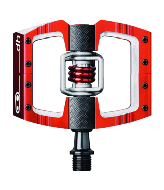 Crank Brothers PEDALE Mallet DH - ROUGE