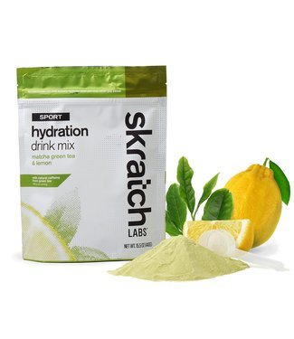 SKRATCH LABS - Sport Hydration MATCHA/CITRON