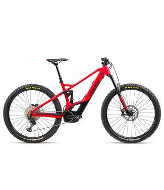 ORBEA WILD FS H25 20mph XL Bright Red - Black (Matte)